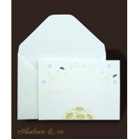 9 pcs/set kartu Space & amplop ucapan ulang tahun anak kartu kosong