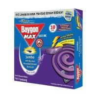 Baygon max obat nyamuk bakar 5s lavender