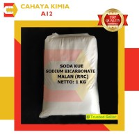 Soda Kue (Sodium Bicarbonate) (Baking Soda) ex. RRC (Malan) 1 kg