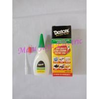 Lem Serba Guna Dextone Instant Power Glue 15 G Gram Adhesive 15G