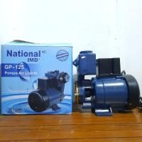 Termurah!! Mesin Pompa Air National IMD GP-125 (125Watt) Sanyo SNI 120