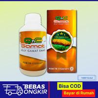 Obat Kista Rahim Ovarium, Miom, Kista Endometriosis QNC Jelly Gamat