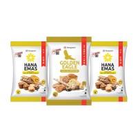 BUY Bungasari 2pcs Hana Emas Tepung 1kg + 1pcs Golden Eagle Tepung 1kg
