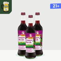 Orang Tua Anggur Merah Amer Kecil OT 14.7% 275 ml