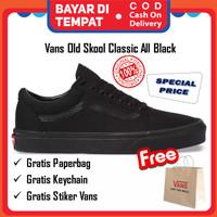 Vans Old Skool Classic Black Black