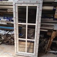 Jendela Aluminium Casement 60x120