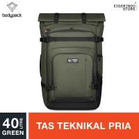 Bodypack Prodigers Passenger Backpack - Green 40L