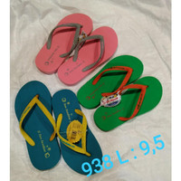 Sandal Jepit Wanita Sun Swallow 938 ladies - 9.5