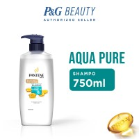 Pantene Shampoo Aqua Pure 750 ml