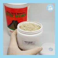 Masker Wajah AZTEC Secret Indian Healing Clay Original - 200 gr