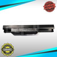 ORIGINAL Baterai Battery Asus A43 A43S A43SD A43SJ A43E A43EA A32-K53
