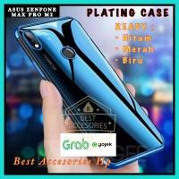 ASUS ZENFONE MAX PRO M2 ZB631KL PLATING ORIGINAL SOFT CASE SILICONE