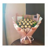 Ferrero bouquet / buket ferrero / buket coklat / buket valentine