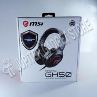 MSI Immerse GH50 Gaming Headset - ORI