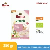 Holle Organic Cereal Baby Muesli Porridge