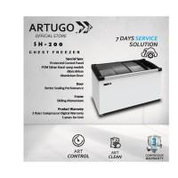 DISPLAY COOLER ARTUGO SH 200