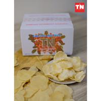 Emping melinjo mentah 1 kg original