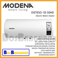 Pemanas Air Listrik MODENA ES 50 HD / Water Heater MODENA 50 Liter