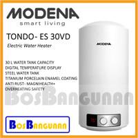 Water Heater 30 Liter Modena / Pemanas Air Listrik Modena ES30VD