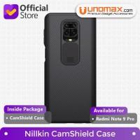 Case Xiaomi Redmi Note 9 Pro Nillkin CamShield