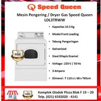 Mesin Pengering / Dryer Gas SPEED QUEEN LDL3TRWW