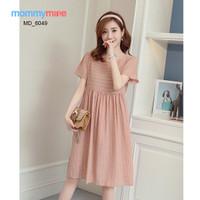 Mommymine Dress Hamil / Setelan Hamil Impor (MD_6049)
