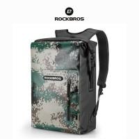 ROCKBROS AS-032 Backpack 25L Waterproof - Tas Punggung - CAMO