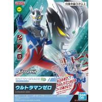 Entry Grade Ultraman Zero Bandai model Kit Plamo EG-05 Gunpla Gundam
