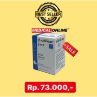 STRIP GULA AUTOCHECK GLUCOSE ISI 25 STRIP PER BOX MEDICAL ONLINE