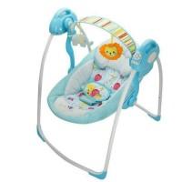 Bouncer Swing Babyelle Ayunan Bayi Elektrik