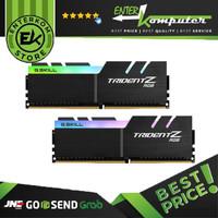 Gskill DDR4 TridentZ RGB PC32000 16GB DualChannel F4-4000C17D-16GTZRB