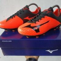 Terbaru Sepatu Bola Mizuno Basara 103 Lokal Premium - 38, Orange