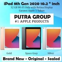 Apple iPad 8 2020 WIFI CELL 128GB 32GB 102 WI-FI Grey Gold Silver - Wifi, 32 GB Grey