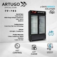Showcase Cooler ARTUGO SV 702