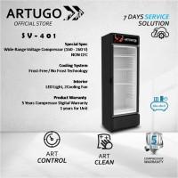 Showcase Cooler ARTUGO SV 401