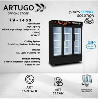 Showcase Cooler ARTUGO SV 1453