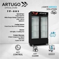 Showcase Cooler ARTUGO SV 802