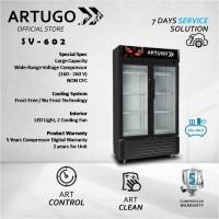 Showcase Cooler ARTUGO SV 602