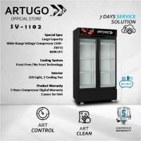 Showcase Cooler ARTUGO SV 1102