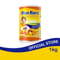 Blue Band Cake and Cookie Margarine Tin 1kg