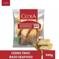 Tahu baso ( Seafood TO FU ) 500 gram / baso tahu / bakso tahu CEDEA