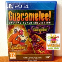 PS4 Guacamelee! One-Two Punch Collection / Guacamelee One Two 1 + 2