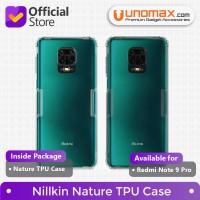 Soft Case Xiaomi Redmi Note 9 Pro Nillkin Nature TPU
