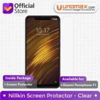 Nillkin Screen Protector Xiaomi Pocophone F1 - Clear