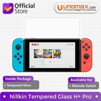 Tempered Glass Nintendo Switch Original / V2 Nillkin H+ Pro