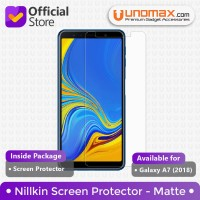 Nillkin Screen Protector Samsung Galaxy A7 (2018) - Matte (Anti Glare)