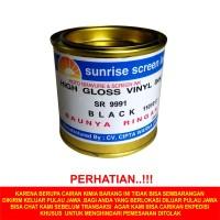 Tinta Sablon Kertas dan PVC Sunrise Vynil GOLD