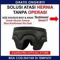 Celana Hernia Bayi, Balita, Anak, Obat Hernia Turun Bero AgaricPro
