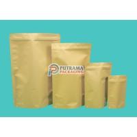 Kemasan standing pouch paper craft