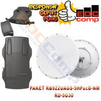 Paket MikroTik Netmetal 5-e / RB922UAGS-5HPacD-NM + UBNT RD-5G30